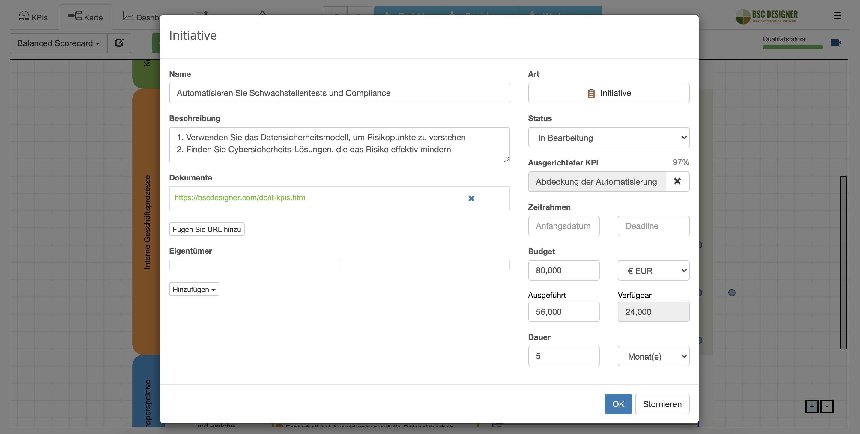 Ein Beispiel für eine Initiative - Testen automatisieren