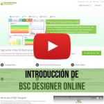 Video de capacitación: Introducción de BSC Designer Online