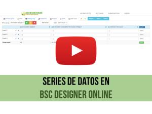 Video de capacitación: Serie de datos en BSC Designer Online