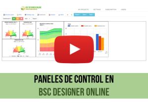 Video de capacitación: paneles de control en BSC Designer Online