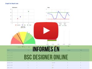 Vídeo de capacitación: Informes con BSC Designer Online