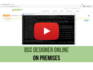 Video de capacitación: BSC Designer On Premises