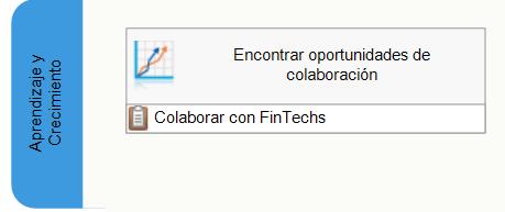 Asociarse con FinTechs.