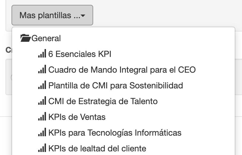 CMI Desde Plantilla