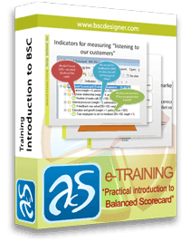 e-Training: Practical introduction to Balanced Scorecard concept