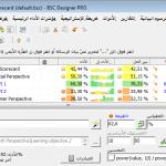 BSC Designer and Balanced Scorecard in Arabic (KSA) market