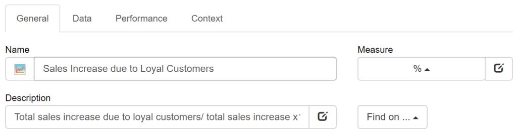 Sales increase due to loyal customers