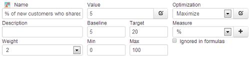 Engagement KPI details