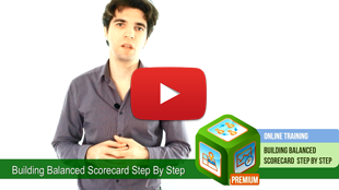 Online Training: Building a Balanced Scorecard Step by Step