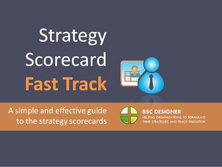 Strategy Scorecard Fast Track