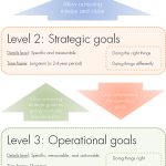 [Infographic] You're Doing It Wrong: Strategic vs. Operational Goals