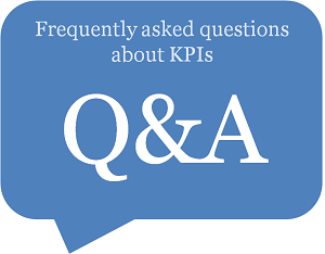 Questions and answers about the Key Performance Indicators