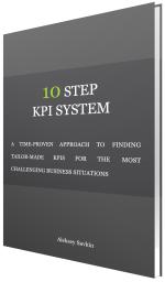 System Bookshot de KPI de 10 pasos