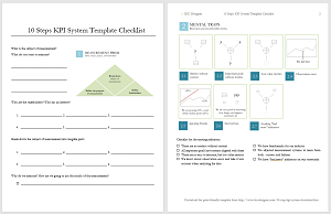 Download 10 Step KPI System Template