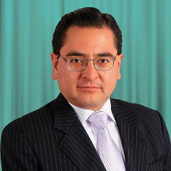 Juan Carlos Aranibar, a Balanced Scorecard expert based in Bolivia, who is officially certified by The Palladium Group.