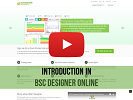 Training video: Introduction in BSC Designer Online